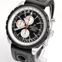 Breitling Chrono-Matic 1461 Acero 49mm Negro
