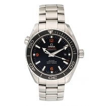 Omega Seamaster Planet Ocean Steel 45.5mm Black United States of America, New York, New York
