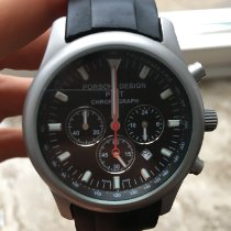 Porsche Design 35mm Quartz 10.51 1139 ikinci el