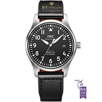 IWC Stål 40mm Automatisk IW327009 ny