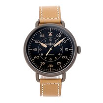 Bell & Ross Vintage Steel 45mm Black Arabic numerals United States of America, Pennsylvania, Bala Cynwyd