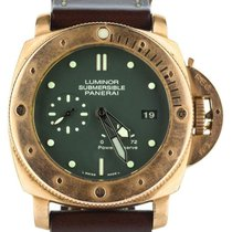 Panerai Special Editions Bronze 47mm Green United States of America, Illinois, BUFFALO GROVE