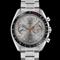 Omega Speedmaster Racing Steel Grey United States of America, New Jersey, Oradell