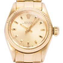 Rolex Oyster Perpetual 26 Yellow gold 24mm