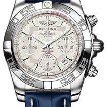 Breitling Chronomat 41 nieuw 2020 Automatisch Chronograaf Horloge met originele doos en originele papieren AB014012/G711/718P