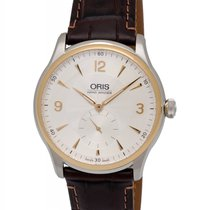 Oris Artelier Hand Winding Small Seconds Men's Watch – 01 396...