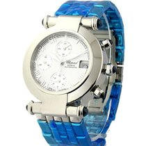 Chopard 37/8210-23 Imperiale Chronograph in Steel - on Steel...