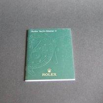 Rolex Yacht-Master II Booklet