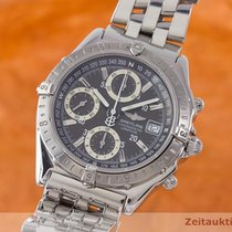 Breitling Chronomat Longitude Gmt Edelstahl Automatik A20348