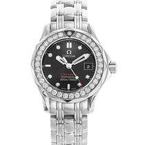 Omega Watch Seamaster 300m Ladies 212.15.28.61.51.001
