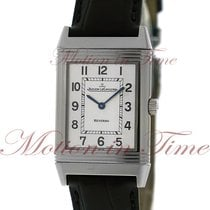 Jaeger-LeCoultre Reverso Classique Steel 38.5mm Silver Arabic numerals United States of America, New York, New York