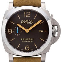 Panerai Luminor Marina 1950 3 Days Automatic Titanio Ref....
