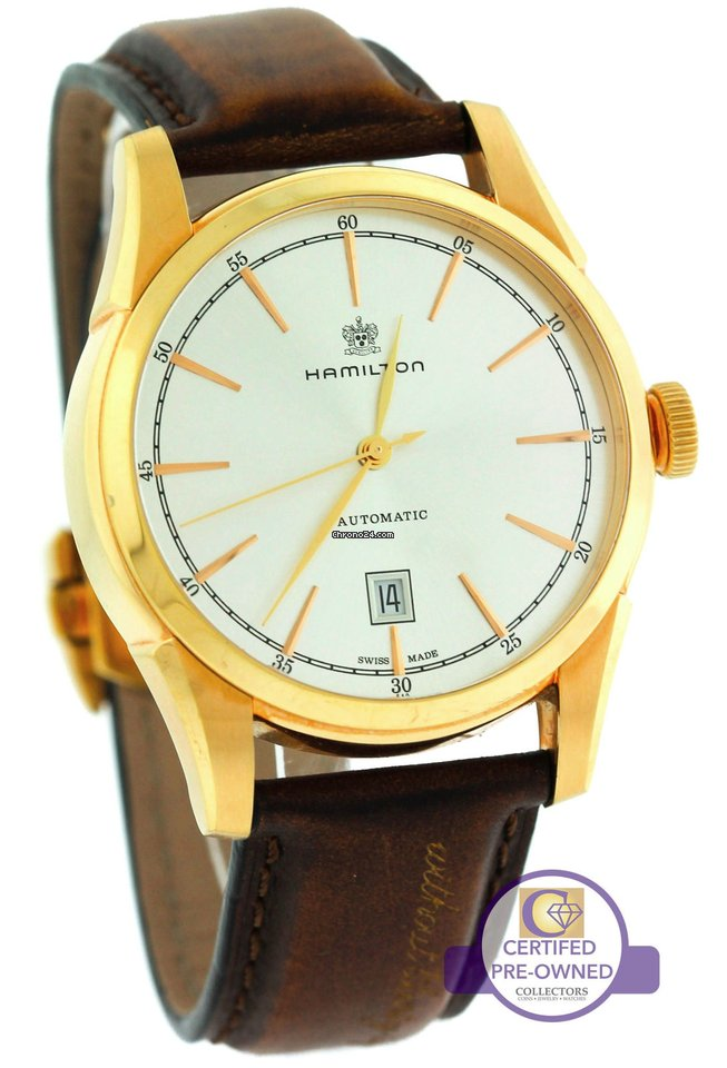 f2ba4028d5d Pre-owned Hamilton watches