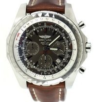Breitling Bentley Motors Steel 48mm Brown No numerals United States of America, New York, New York