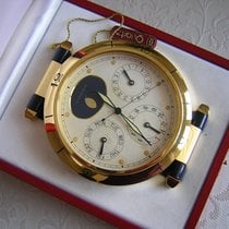 Cartier Rare collectible Cartier Pasha triple date moonphase...