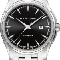 Hamilton Jazzmaster Viewmatic H32715131 New Steel Automatic