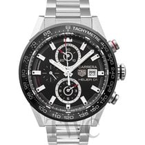 TAG Heuer Carrera Calibre HEUER 01 CAR201Z.BA0714 2019 new
