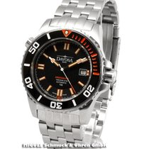 Davosa 42mm Automatic new Argonautic Lumis Black