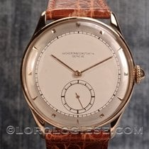 Vacheron Constantin – 18kt Red Gold Original 1940's Watch –...