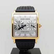 Roger Dubuis Golden Square pre-owned
