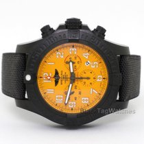 Breitling Avenger Hurricane 50mm Yellow Arabic numerals United States of America, Florida, Aventura