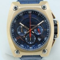 Wyler Chronograph 43mm Automatic pre-owned Code R Blue