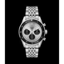 TAG Heuer Autavia Jack Heuer Special Edition Silver And Black...