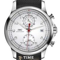 IWC Portuguese Yacht Club Chronograph IW390502 2019 new