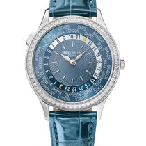 Patek Philippe World Time new 2020 Automatic Watch with original box and original papers 7130G-016