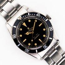 Rolex 5508 Stahl Submariner (No Date)