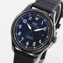 IWC Pilot Mark new 41mm Ceramic