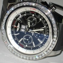 Breitling Bentley 6.75 Steel 49mm Black No numerals United States of America, New York, New York