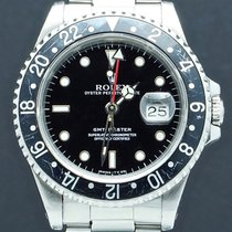 Rolex GMT-Master begagnad 40mm Stål