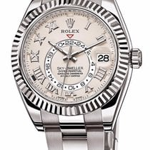 Rolex Sky-Dweller White gold 42mm