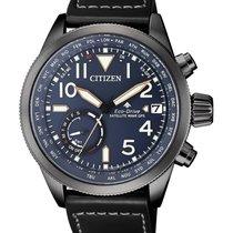Citizen Titânio 44mm Quartzo CC3067-11L novo
