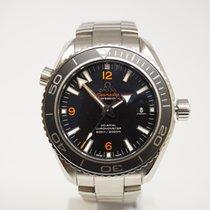 Omega 2200.51.00 Steel 2014 Seamaster Planet Ocean 45.5mm pre-owned United Kingdom, Brentwood