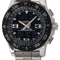 Breitling Airwolf Steel 44mm Black United States of America, Texas, Austin