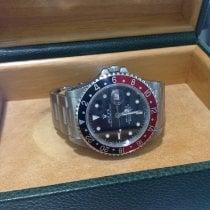 Rolex GMT-Master II Steel 40mm Black No numerals United Kingdom, Gateshead