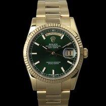 Rolex Day-Date 36 118238 2007 rabljen