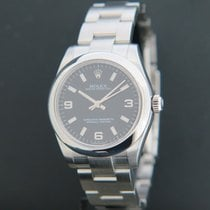 Rolex Oyster Perpetual 177200 Black Dial