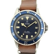 Tudor 9411/0 Acier 1976 Submariner 40mm occasion