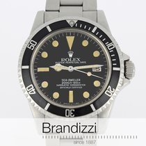 Rolex 1665 Acciaio 1981 Sea-Dweller 40mm usato Italia, Roma