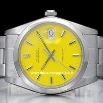 Rolex Oyster Precision Сталь 34mm Жёлтый