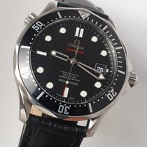 Omega Seamaster Diver 300 M Steel 41mm Black No numerals United Kingdom, Sheffield