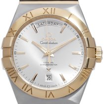 Omega Constellation Day-Date Steel 38mm