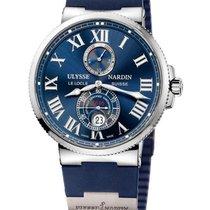 Ulysse Nardin Marine Chronometer 43mm 263-67-3/43 pre-owned