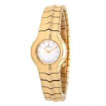 TAG Heuer Alter Ego Yellow gold 25mm Mother of pearl United States of America, New York, New York