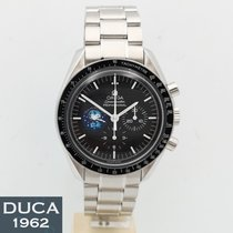 Omega Speedmaster Steel 42mm Black