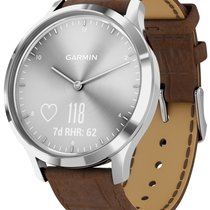 Garmin Steel Silver 42mm new