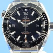 Omega Seamaster Planet Ocean Acero 43.5mm Negro